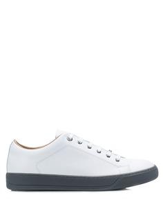 Lanvin кроссовки на шнуровке