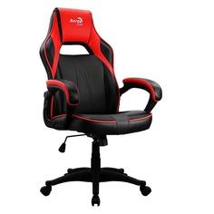 Кресло игровое Aerocool AС40C ALPHA BLACK RED черный/красный сиденье черный/красный