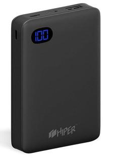 Аккумулятор Hiper Power Bank SN10000 10000mAh Black