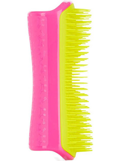 Расческа для животных Pet Teezer Detangling Dog Grooming Brush Pink-Yellow PT-PY-010218