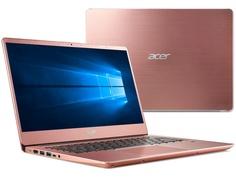 Ноутбук Acer Swift SF314-56-59BP Pink NX.H4GER.005 (Intel Core i5-8265U 1.6 GHz/8192Mb/256Gb SSD/Intel HD Graphics/Wi-Fi/Bluetooth/Cam/14.0/1920x1080/Windows 10 Home 64-bit)