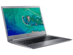 Ноутбук Acer Swift 5 SF514-53T-51EK NX.H7KER.005 (Intel Core i5-8265U 1.6 GHz/8192Mb/256Gb SSD/No ODD/Intel UHD Graphics 620/Wi-Fi/Bluetooth/Cam/14.0/1920x1080/Windows 10)