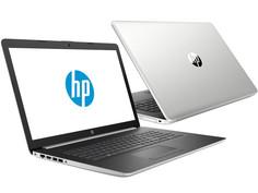Ноутбук HP HP17-ca0049ur Silver 4MG15EA (AMD Ryzen 3 2200U 2.5 GHz/4096Mb/500Gb/DVD-RW/Radeon Vega 3/Wi-Fi/Bluetooth/Cam/17.3/1600x900/DOS)