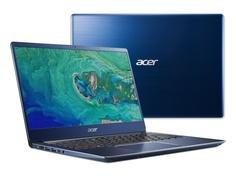 Ноутбук Acer Swift SF314-56G-71YC Blue NX.H4XER.004 (Intel Core i7-8565U 1.8 GHz/8192Mb/256Gb SSD/nVidia GeForce MX150 2048Mb/Wi-Fi/Bluetooth/Cam/14.0/1920x1080/Windows 10 Home 64-bit)