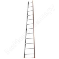 Приставная лестница 14 ступеней эйфель комфорт-профи-пирамида
