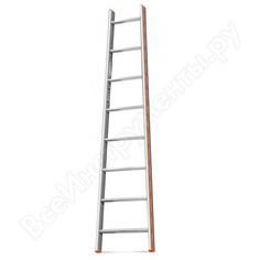 Приставная лестница 8 ступеней эйфель комфорт-профи-пирамида