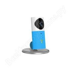Беспроводная видеокамера clever dog верный пес с функцией wi-fi, p2p blue ivue dog-1w-blue
