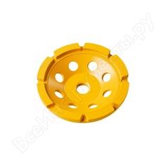 Чашка алмазная (125 мм; m14) dewalt dt3795