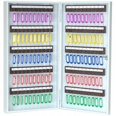 Ключница + 100 брелоков меткон кл-100б