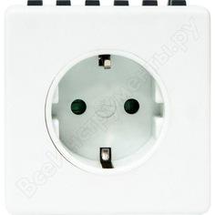 Розетка с таймером, недельная электронная, мощность 3500w/16a feron tm21 23215
