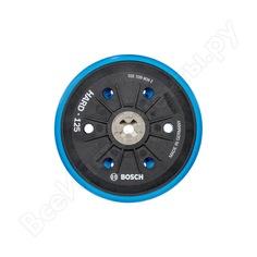 Опорная тарелка multihole (125 мм; жесткая) bosch 2608601331