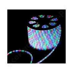 Гирлянда neon-night дюралайт led чейзинг 3w - мульти rygb d=13мм, 30led/м, модуль 4м 121-329-6