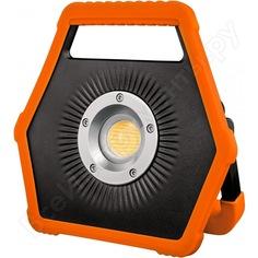 Переносной аккумуляторный прожектор яркий луч ylp dragon a-50 cob 10w 1100лм 2реж. 30/100%, 19.2wh, ip65 4606400001409