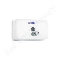Диспенсер для мыла nofer белый 1200 мл горизонтальный 03002.w