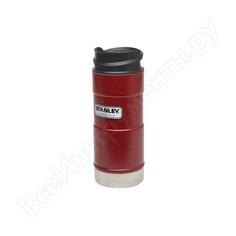 Термокружка stanley classic 0.35л красная 10-01569-044