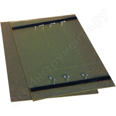 Коврик полиуретановый демпфирующий универсальный (500х700 мм) для виброплит impulse 000093845