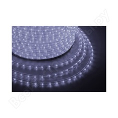 Гирлянда neon-night дюралайт led фиксинг 2w - белый, модуль 2м 121-125-6