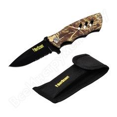 Складной нож boyscout рейнджер 11.5/20см, в чехле 61287