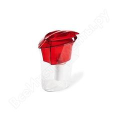 Гейзер дельфин красный прозрачный 62035 фильтр-кувшин