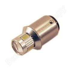 Автомобильная лампочка вымпел ba15s-1156 6smd 5104