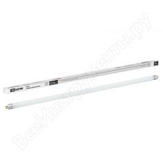 Люминесцентная линейная двухцокольная лампа tdm лл-12/20вт sq0355-0009