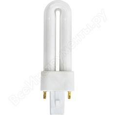 Люминесцентная одноцокольная лампа 1u t4 2p g23 11w 4000k feron est1 4577