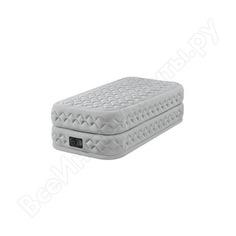 Надувная кровать intex supreme air-flow bed 99х191х51см 64462