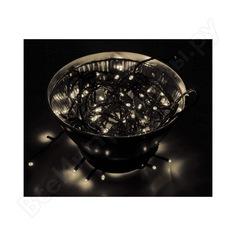 Гирлянда neon-night твинкл 10м 100 led тепло-белые 303-136