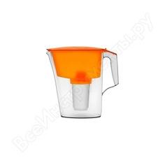 Водоочиститель кувшин аквафор ультра оранжевый