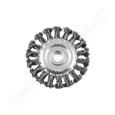 Щетка-крацовка дисковая, 175 мм, м14 hobbi 45-4-317