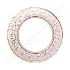 Рамка werkel wl70-frame-01 на 1 пост белое золото a037892