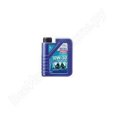 Нс-синтетическое моторное масло для лодок liqui moly marine 4t motor oil 10w-30 sl 1л 25022
