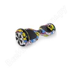 Гироскутер hoverbot a-3 light led разноцветный ga3lymled