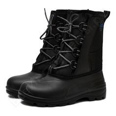 Комбинированные мужские сапоги на шнурках nordman с галошей эва 517053_01-901-45/46
