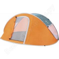 Двухместная палатка bestway nucamp 235x145x100 см 68004 bw