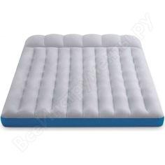 Надувной матрас intex camping mat 127x193x24 см 67999
