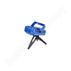 Лазерный проектор neon-night с эффектом цветомузыки, 230 в (1 проекция) 601-255