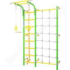 Детский спортивный комплекс romana karusel s3 зеленое яблоко дскм-3с-8.06.г1.490.18-28