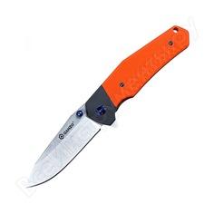 Нож ganzo g7491 оранжевый
