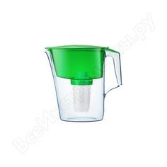 Водоочиститель-кувшин аквафор ультра, зеленый