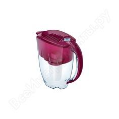 Водоочиститель (кувшин) аквафор престиж а5 вишневый р80а5sm