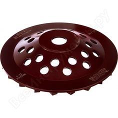 Чашка алмазная турбо по бетону и граниту (180х22.2 мм) messer 03-03-180