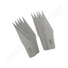 Набор лезвий (10 шт) для ножа скальпеля 8pk-394b proskit 508-394b-b 00208573