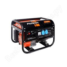 Бензиновый генератор patriot gp 2510 474101530