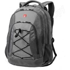 Рюкзак wenger темно-серый/светло-серый 11864415