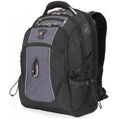 Рюкзак wenger чёрный/серый 6677204410
