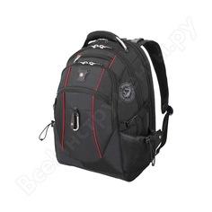 Рюкзак wenger чёрный/красный 6677202408