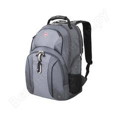 Рюкзак wenger серый/серебристый 3253424408