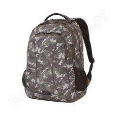 Рюкзак wenger зеленый камуфляж 6659600408
