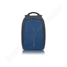 "Рюкзак для ноутбука до 14"" xd design bobby compact, темно-серый/темно-синий p705.535"